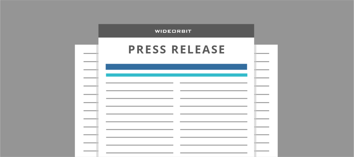 WideOrbit Press Release